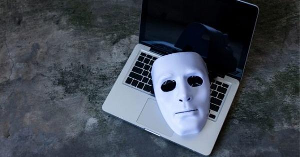 anonyme sur web