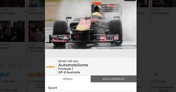 F1 RTS