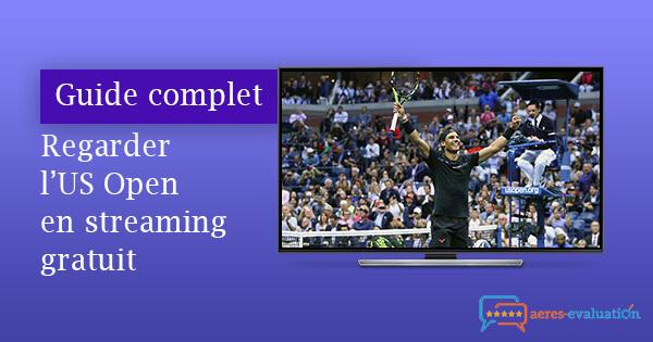 Regarder US Open Tennis