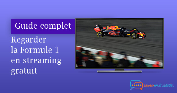 Tutoriel F1 streaming