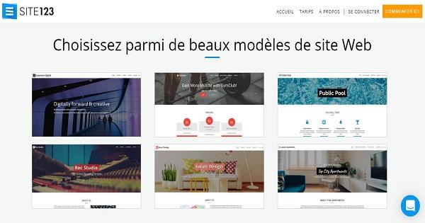 Avis-Site123-Création-Blog