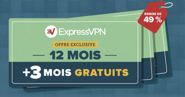 ExpressVPN code promo
