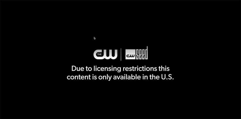 Message blocage The CW