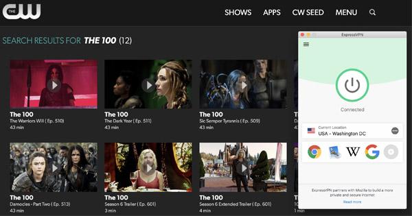 The 100 saison 6 the CW