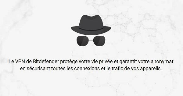 Avis sur Bitdefender VPN sécurité