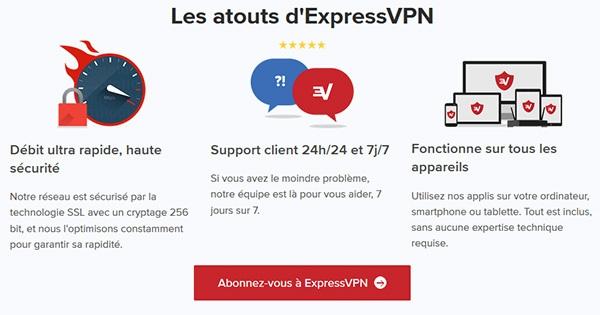 VPN États-Unis - ExpressVPN