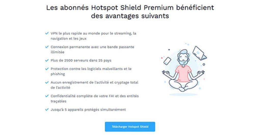 Caractéristiques-Hotspot-Shield