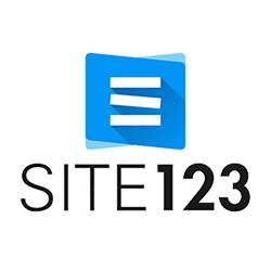 Logo Site123