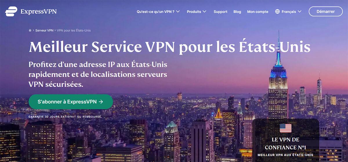 VPN USA ExpressVPN