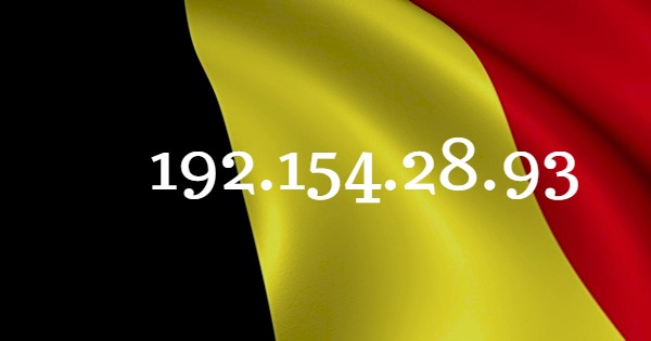 adresse ip belge