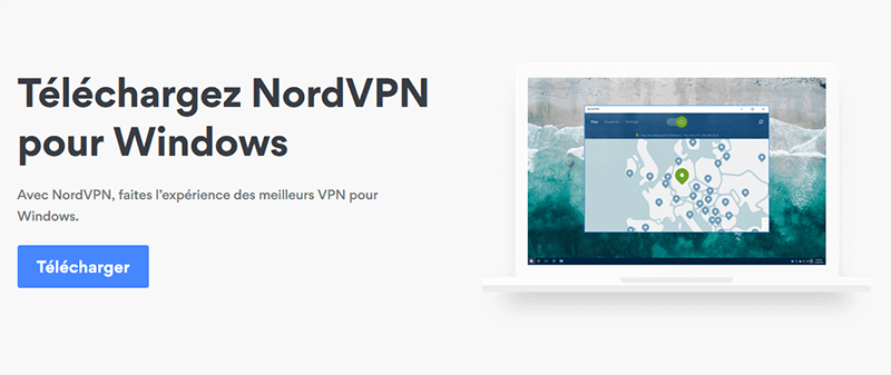 NordVPN Windows