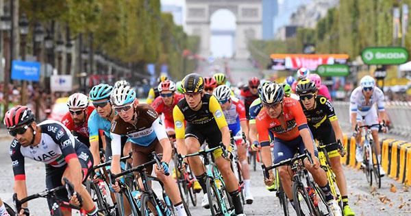 Tour de France à l'étranger