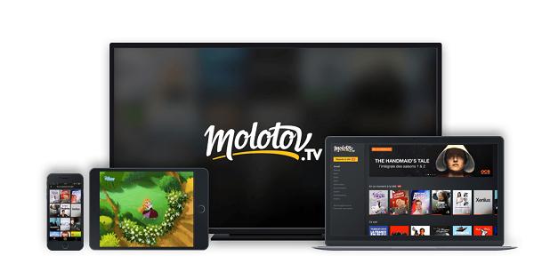 molotov tv depuis l'etranger