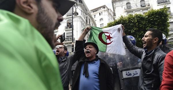 Manifestation Algérie