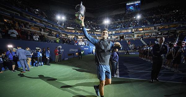 Chaînes US Open