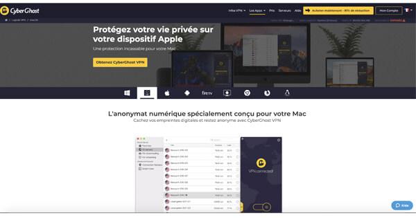CyberGhost-Mac