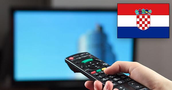 TV française Croatie