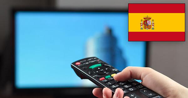TV française Espagne