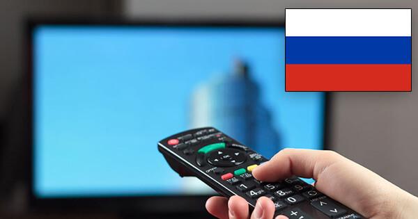 TV française Russie
