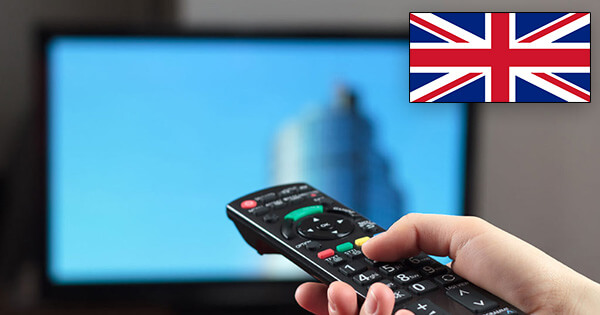 TV française UK