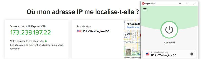 IP Américaine