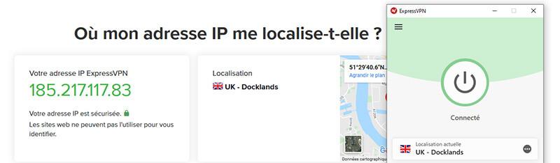 IP Anglaise