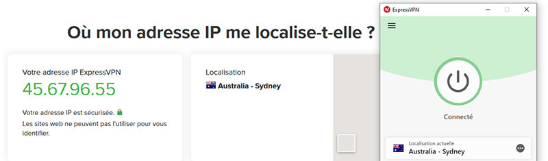 IP Australienne
