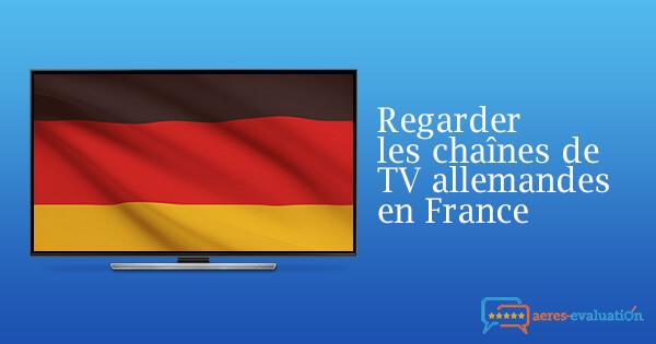 TV allemande France
