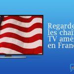 TV américaine France