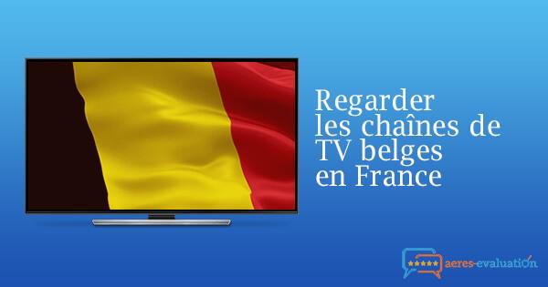 TV belge France