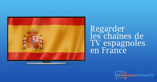 TV espagnole France