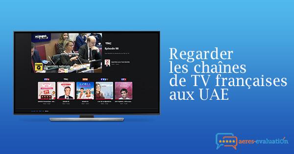 TV française aux UAE