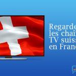 TV suisse France