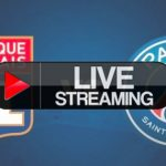 Lyon PSG streaming direct