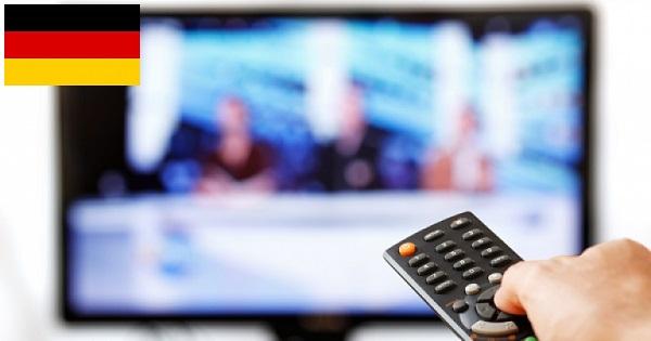 television allemande en france