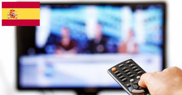 television espagnole en france