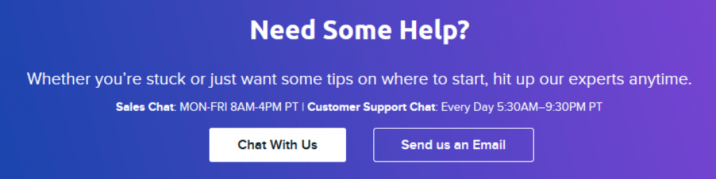 Support client Dreamhost