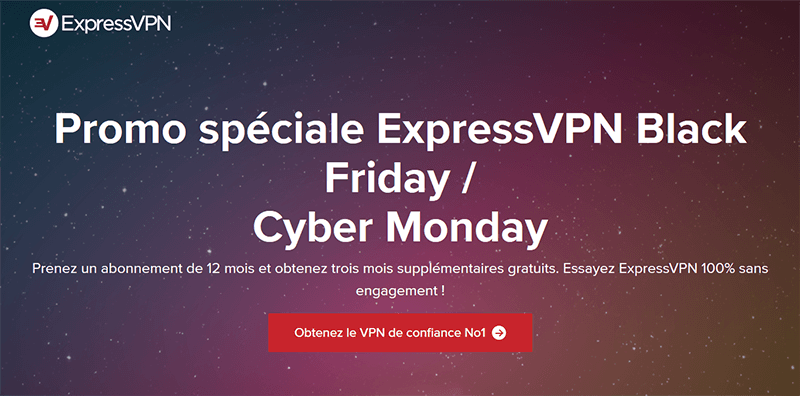 Black Friday Cyber Monday ExpressVPN