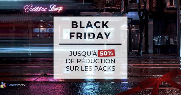 Black Friday Seedbox.fr