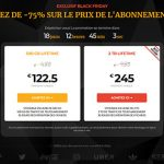 Black Friday chez pCloud