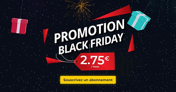 Promo Black Friday de CyberGhost