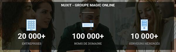 Chiffres Nuxit