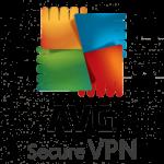 Logo AVG Secure VPN