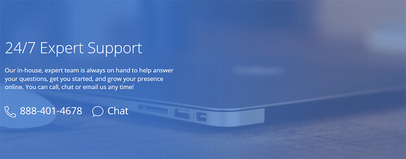 Support Bluehost