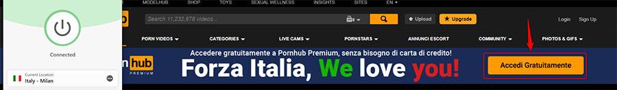 Pornhub Premium gratuit