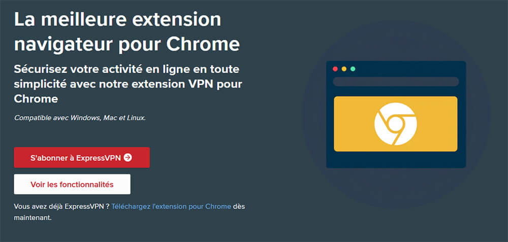 ExpressVPN Extension Google Chrome