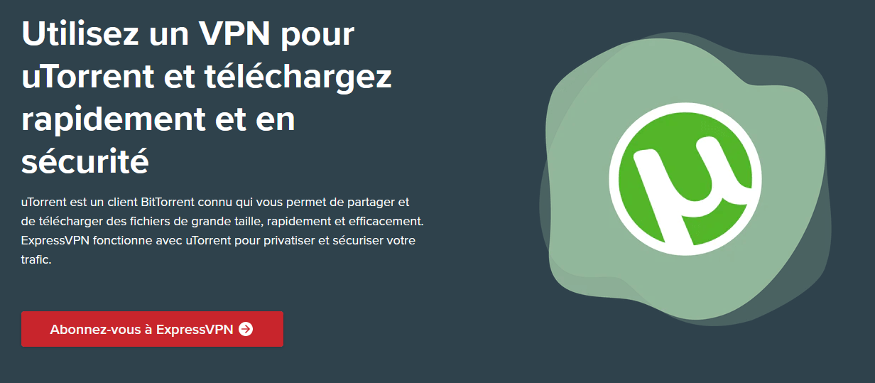 ExpressVPN uTorrent