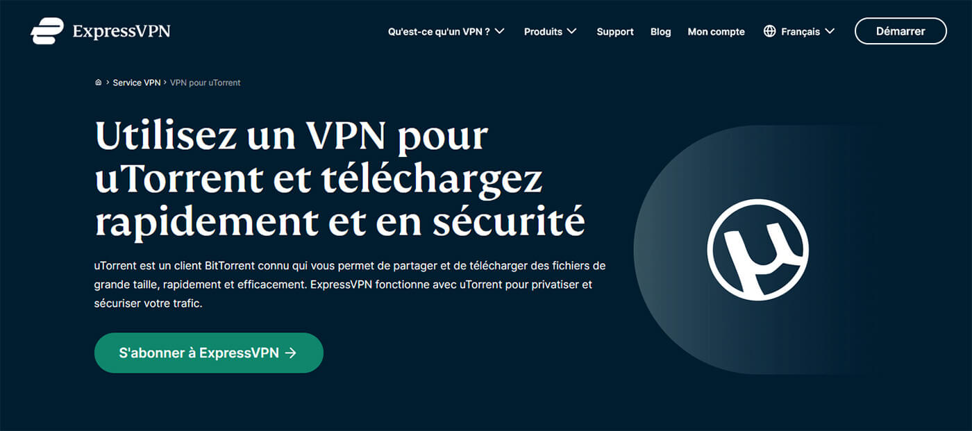 VPN uTorrent ExpressVPN