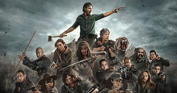 Regarder The Walking Dead Saison 10 Netflix