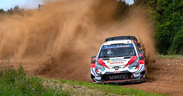 Regarder WRC Direct Chaîne Gratuite